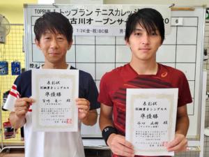 BC級 男子シングルス 加古川オープンサーキット結果