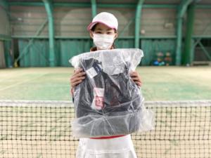 T.I.F Jr.テニスサーキット第2戦大会結果