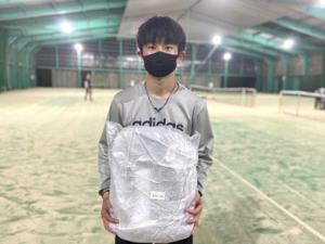 T.I.F CD級男子シングルス大会結果